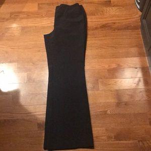 NEW YORK & Company black slacks. Sz 10 Tall